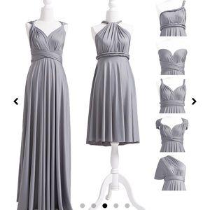 Infinity midi dress
